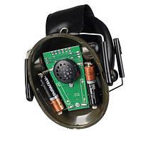 M-Tac наушники стрелковые активные Tactical 6S Olive, фото 3