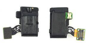 Коннектор наушников для Samsung i9200 Galaxy Mega 6.3, на шлейфе