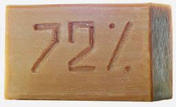 Мыло хозяйственное коричневое 72% 200 г Запорожье