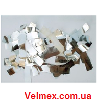 Металлическая нарезка конфетти BiG 4201 - СЕРЕБРО МАЙЛАР