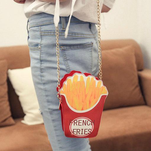 Модная мини сумочка