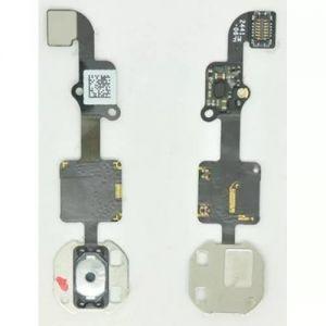 Шлейф для iPhone 6, 6 Plus, кнопки меню (Home)
