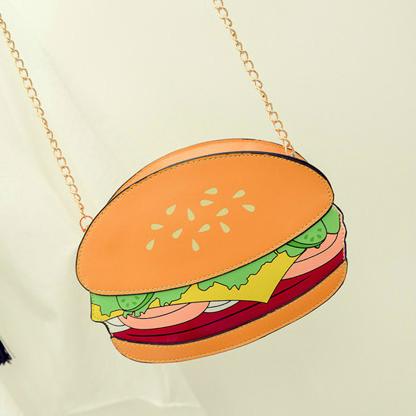Сумочка гамбургер