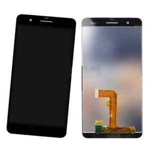 Дисплей с тачскрином Huawei Honor 6 Plus (PE-TL10) золотистый
