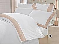 Турецкое постельное бельё с вышивкой Cotton Box HARIKA CB07