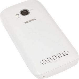 Задняя крышка Nokia 710 Lumia белая