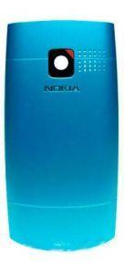 Задняя крышка Nokia X2-01 голубая (0258018)