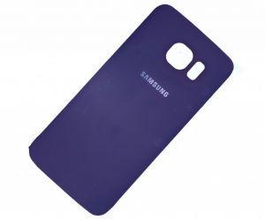 Задняя крышка Samsung G920F Galaxy S6 синяя