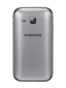 Задня кришка для Samsung C3212 срібляста оригінал (GH98-14310A)