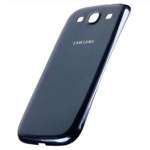 Задняя крышка для Samsung I9300 Galaxy S3 черная