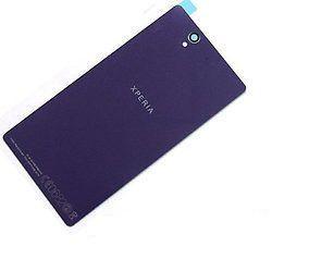 Задняя крышка Sony C6602 L36h Xperia Z, C6603, C6606 фиолетовая
