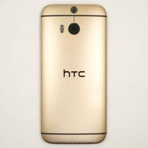 Задня кришка HTC One M8 золотиста