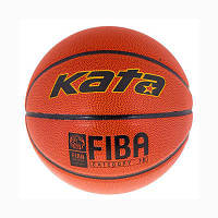 Мяч баскетбольный KATA FIBA PU №7