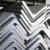 Уголок 125х125х9, сталь 3, сталь 09Г2С, равнополочный, мера