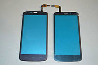 Оригинальный тачскрин / сенсор (сенсорное стекло) для Huawei Honor 3C Lite (Holly-U19) (черный, Goodix) +СКОТЧ