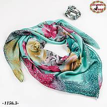 Красивый платок Индира, фото 3