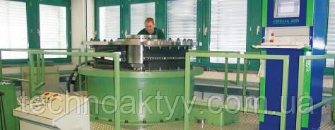 Испытательный стенд для 250 кНм