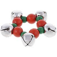 Перкуссионный браслет Rohema Colorful Wristbell 5 Cross Bells