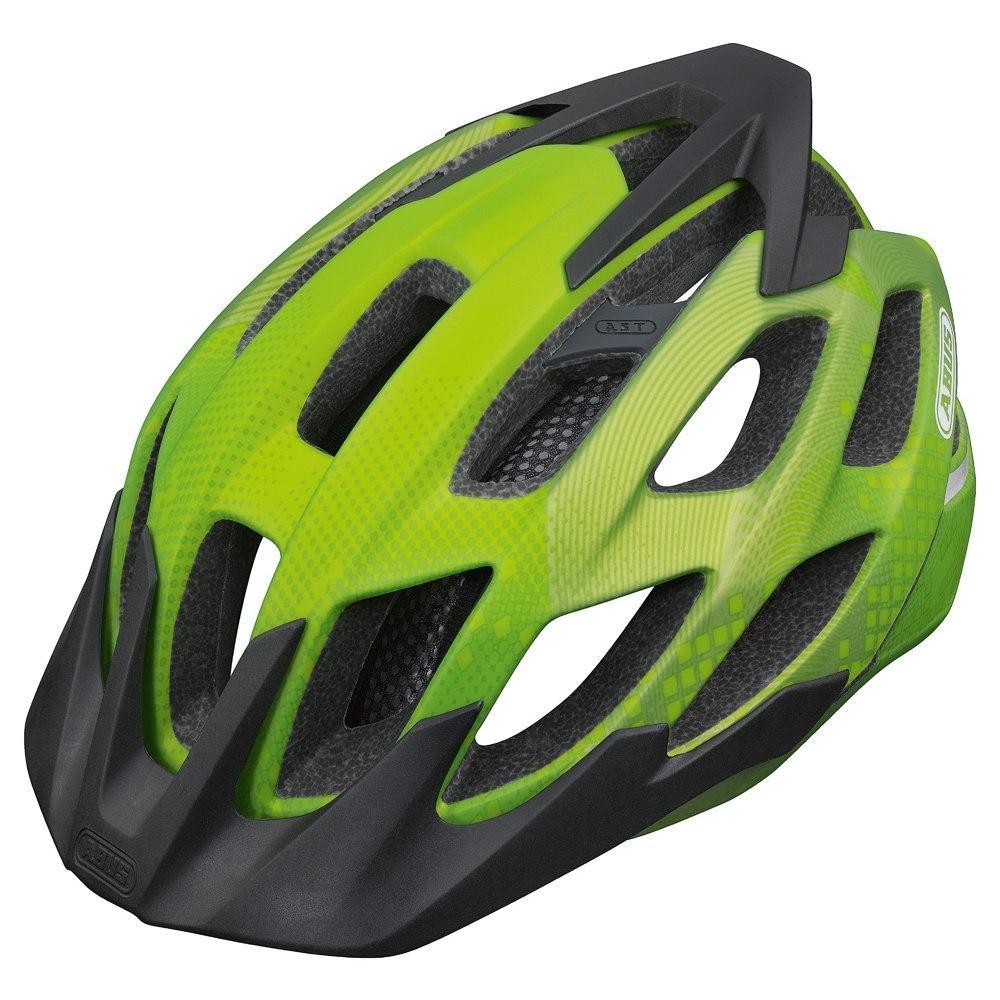 Велошлем ABUS HILL BILL Apple Green (L)