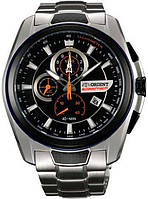 Часы Orient STZ00001B0 (Speed Tech) Chronograph браслет