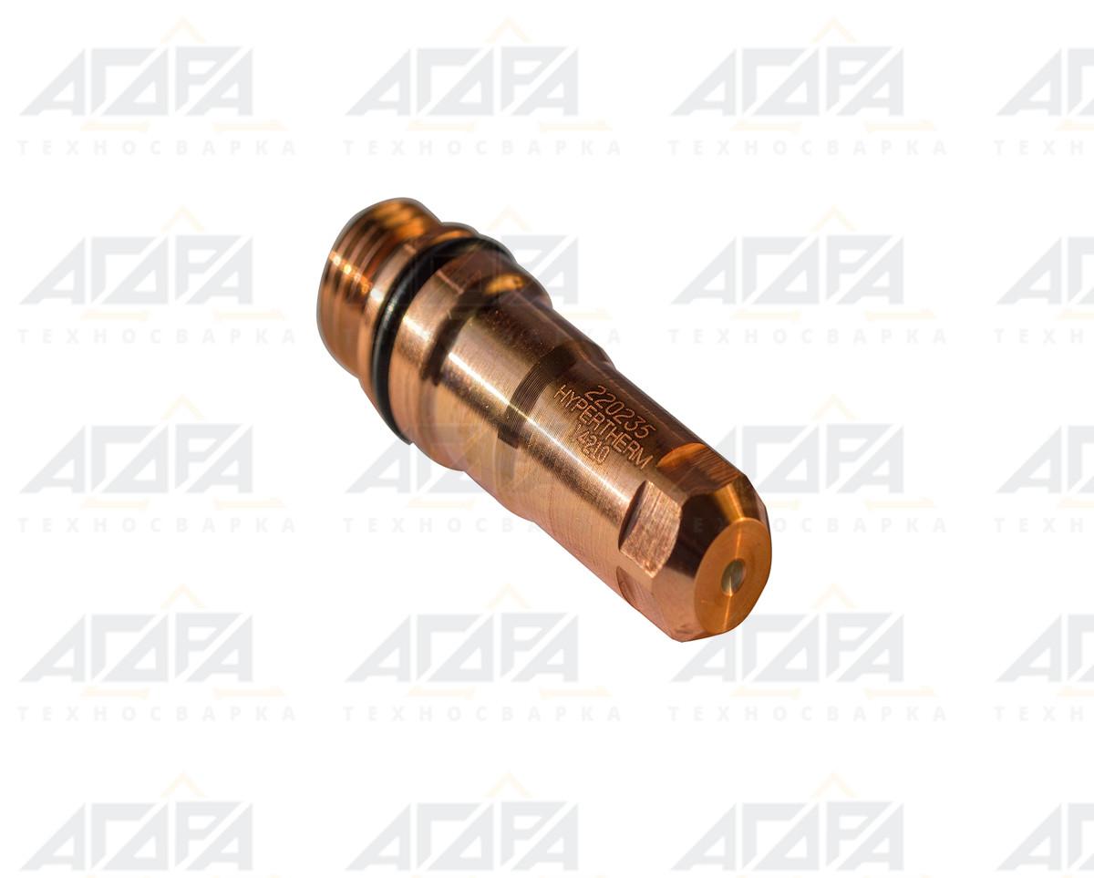 Hypertherm 220235 Электрод/Electrode, 200А, Hyspeed оригинал (OEM)
