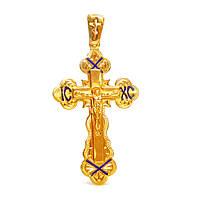 Золотой крест 69078