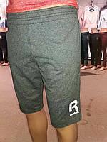 Мужские шорты в стиле Reebok трикотаж