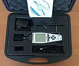 Шумомір Flus ET-958 (30-130 dB) в пило і вологозахищеному корпусі,, фото 6