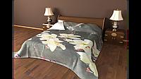 Летнее одеяло-покрывало 150*210 Leleka-textile