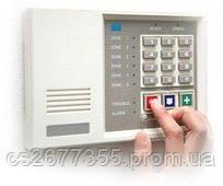 Встановлення та монтаж охоронної сигналізації