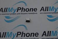 Разъем коннектора зарядки для Nokia Lumia 710 Micro-usb