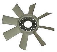 Вентилятор системы охлаждения Д 240,243,245 пластиковый 8 лопаст. (пр-во Радиоволна)