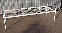 Кровать металлическая односпальная  МХМ сетка Стандарт
