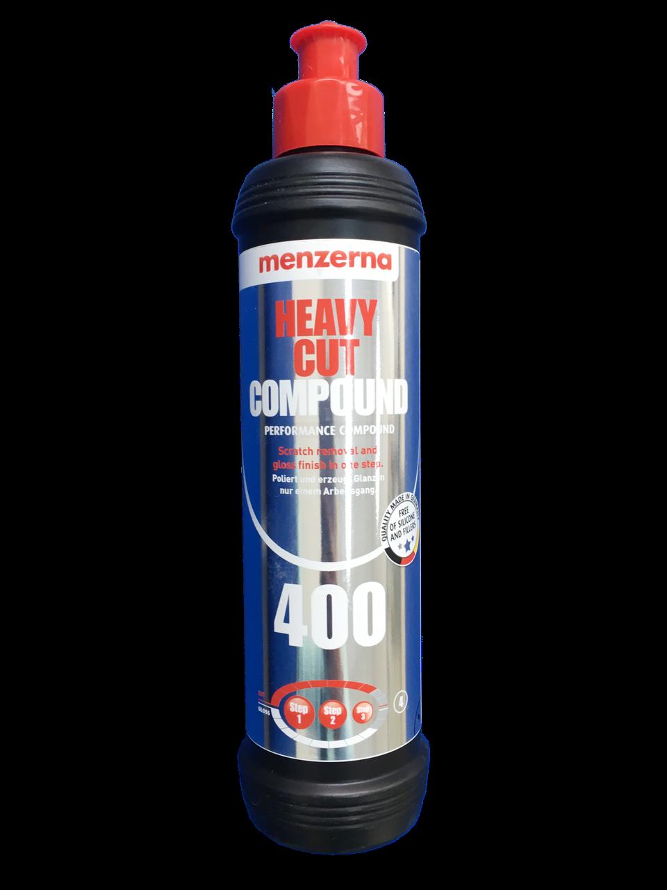 Полірувальна паста грубозерниста - Menzerna Heavy Cut Compound 400 250 мл (22759.281.001)