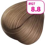Стойкая СС крем-краска для волос KRASA с маслом амлы и аргинином тон 8.8 Светлый блондин бежевый