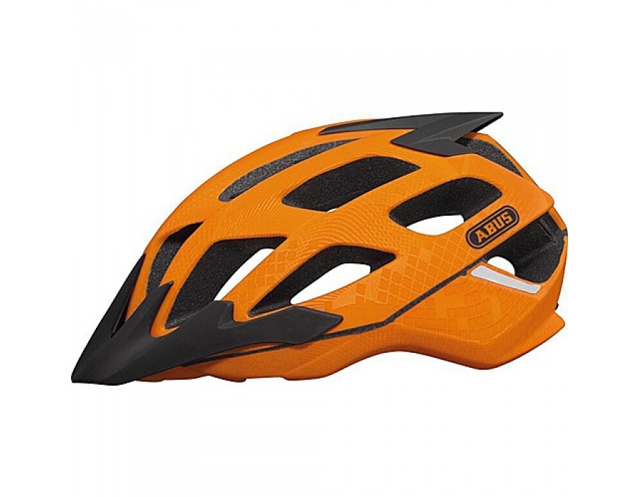 Велошлем ABUS HILL BILL Signal Orange (М)