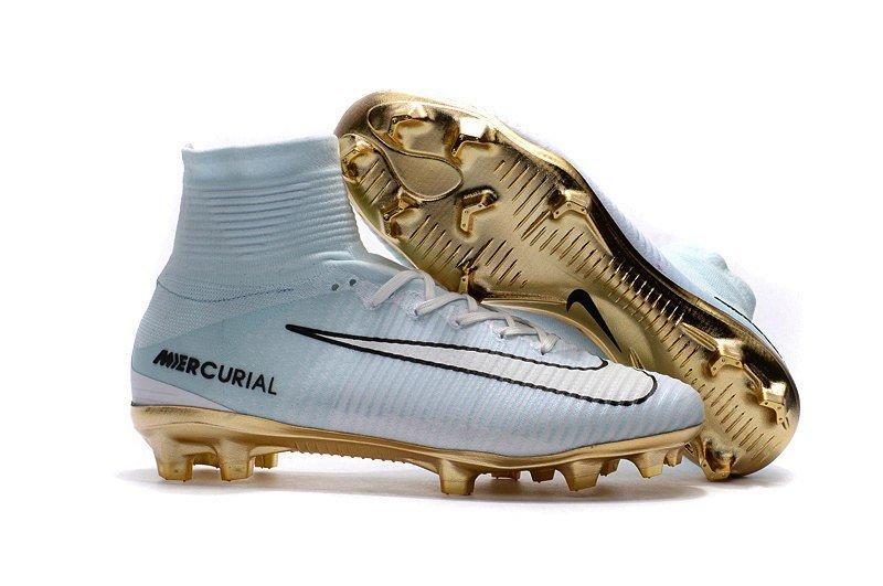 Бутсы Nike Mercurial Superfly CR7 Vitorias FG с носком