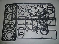 Набор прокладок двигателя СМД-14...22 (полный) (паронит)