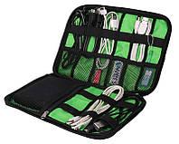 Пенал футляр органайзер для шнуров сумочка сумка бокс клатч подарок organizer box
