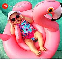 Modarina Надувной круг-ходунки Фламинго, фото 1