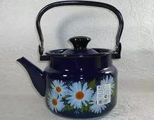 Чайник эмалированный 2 л 103/6 бостон