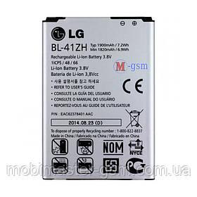 Аккумулятор  LG L FINO/LEON/L50/D213/D221/D295/H324 BL-41ZH (1900 MAH)