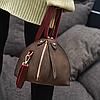 Модная сумка треугольник, фото 4