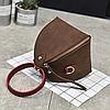 Модная сумка треугольник, фото 6