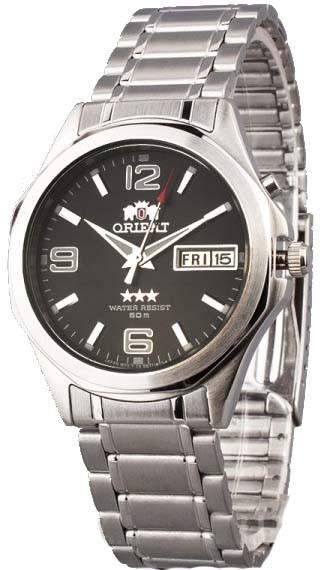Часы Orient FEM5C00UB9 механика браслет