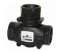 """Термостатический смесительный клапан ESBE для защиты твердотопливных котлов внутр. резьба Ø 1"""" (Kvs=9) VTC511, 75ºC"""