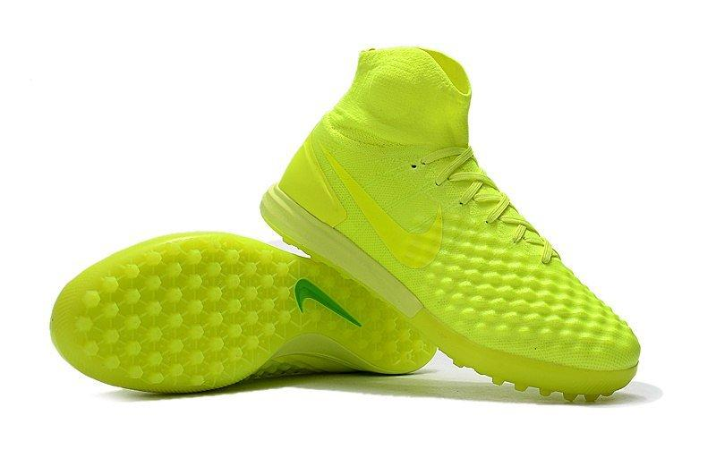 282617f3 Бутсы сороконожки Nike MagistaX Proximo II TF салатовые от интернет ...