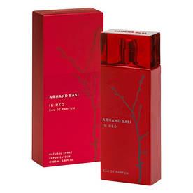 Armand Basi In Red Eau de Parfume (Арманд Баси Ин Ред Парфюм), женская парфюмирoванная вoда, 100 ml