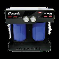Бытовой фильтр обратный осмос Ecosoft RObust 3000
