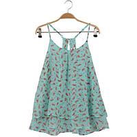 Блузка шифоновая для девочек подростков р-ры 158 -170, ТМ  Glo-story BGCS-7936